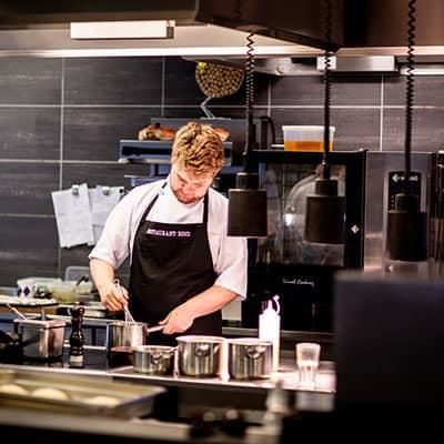 Zasady oświetlenia restauracji